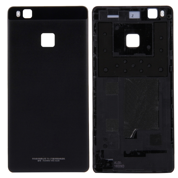 timeless design 5bac9 8df02 Replacement Huawei P9 Lite Battery Back Cover (Black)