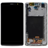 Replacement LG G Stylus / LS770  LCD + Touch Screen Digitizer Assembly with Frame (Black)