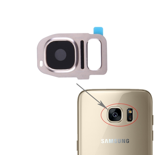 replacement samsung galaxy s7 g930 rear camera lens. Black Bedroom Furniture Sets. Home Design Ideas