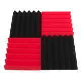 4Pcs 30×30×5cm Square Insulation Reduce Noise Sponge Foam Cotton