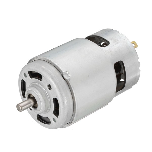 Dc 24v 21000rpm high speed large torque 775 motor alex nld for High torque high speed dc motor