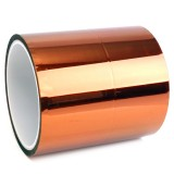 100mm 10cm x 30m Kapton Tape High Temperature Heat Resistant Polyimide