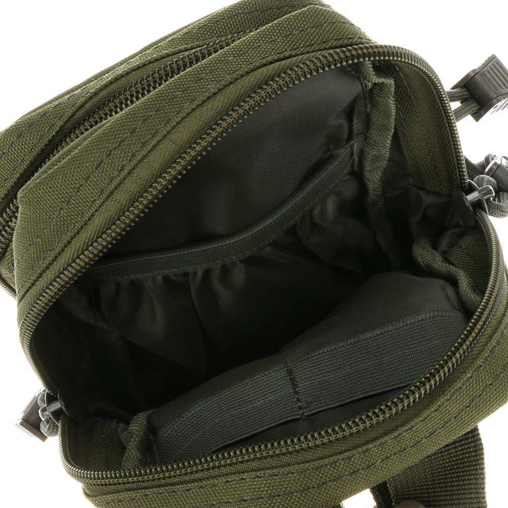 Tactical Molle PALS Waist Pack Utility Military Belt Waist Bag Fishing Hunting Tools Waist Bag Pack