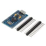3pcs Pro Micro 5V 16M Mini Leonardo Microcontroller Development Board For Arduino