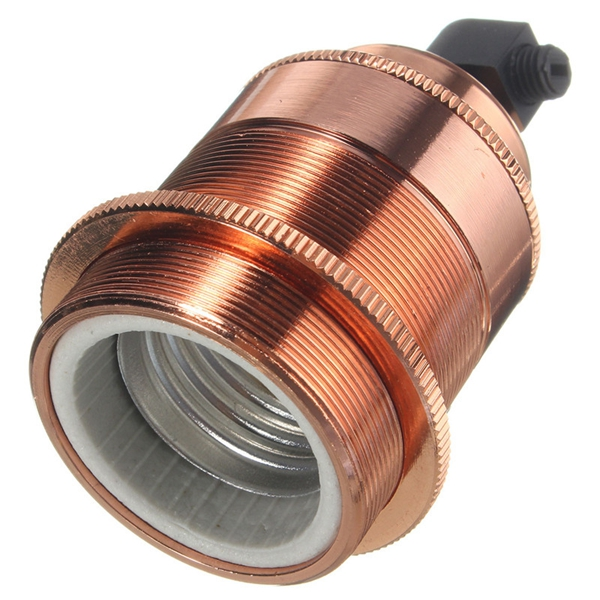 Edison Bulb Floor Lamp Canada: E27/E26 Base Vintage Edison Thread Lamp Bulb Pendant Light