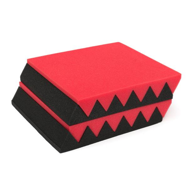 4Pcs 30x30×5cm Square Insulation Reduce Noise Sponge Foam Cotton