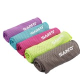 Sports Cooling Cold Towel Summer Sweat Absorbent Towel Quick Dry Washcloth For Gym Running Yoga