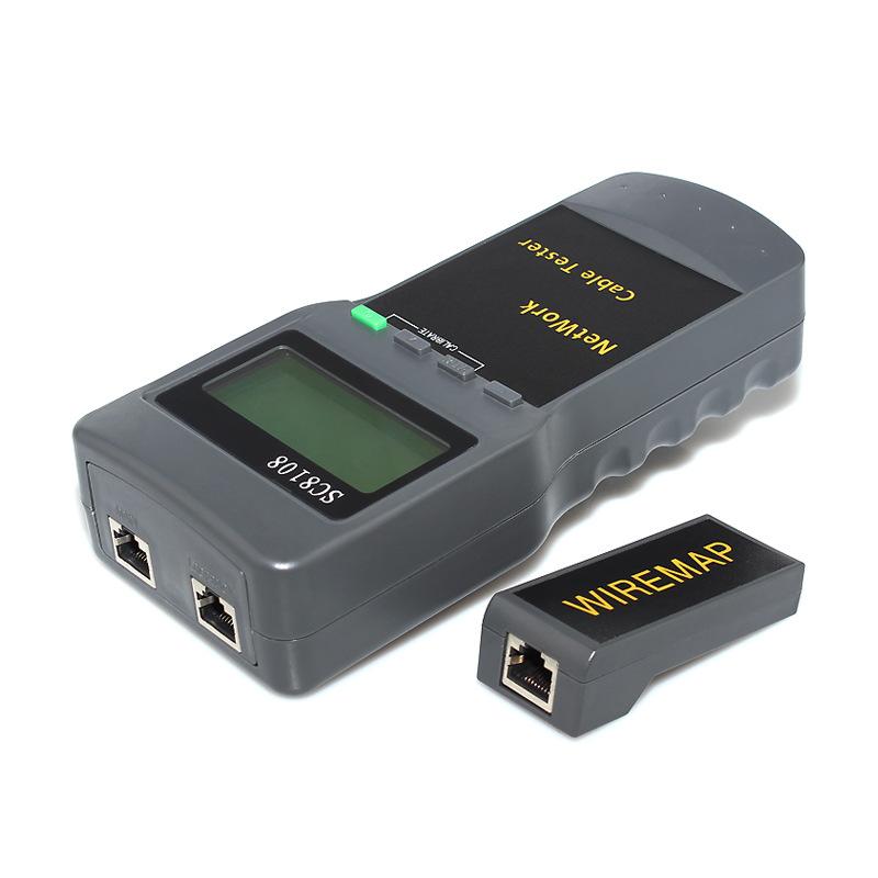Sc8108 Portable Multifunction Digital Lcd Wireless Pc Data