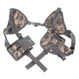 Outdoor Anti-theft Hidden Underarm Tactical Harness Phone Shoulder Holster Armpit Bag