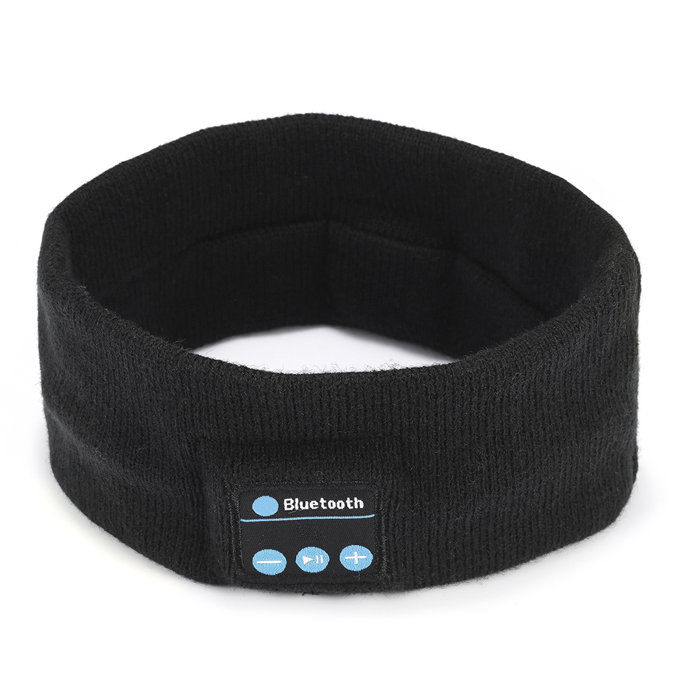 Bluetooth Sport Sweat Headband Wireless Hands Free Music