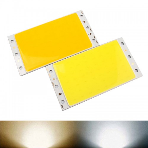 DC12V 12W Ultra Bright COB DIY LED Lighting Lamp Bead Chip