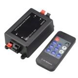 DC12-24V Wireless 11 Key Remote Single Color RF LED Dimmer Controller for LED Strip Light