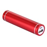 Portable High-efficiency Single 18650 Battery Power Bank Shell Box with USB Output & Indicator Light for iPhone, iPad, Samsung, LG, Sony Ericsson, MP4, PSP, Camera, Battery Not Included, Random Color Delivery