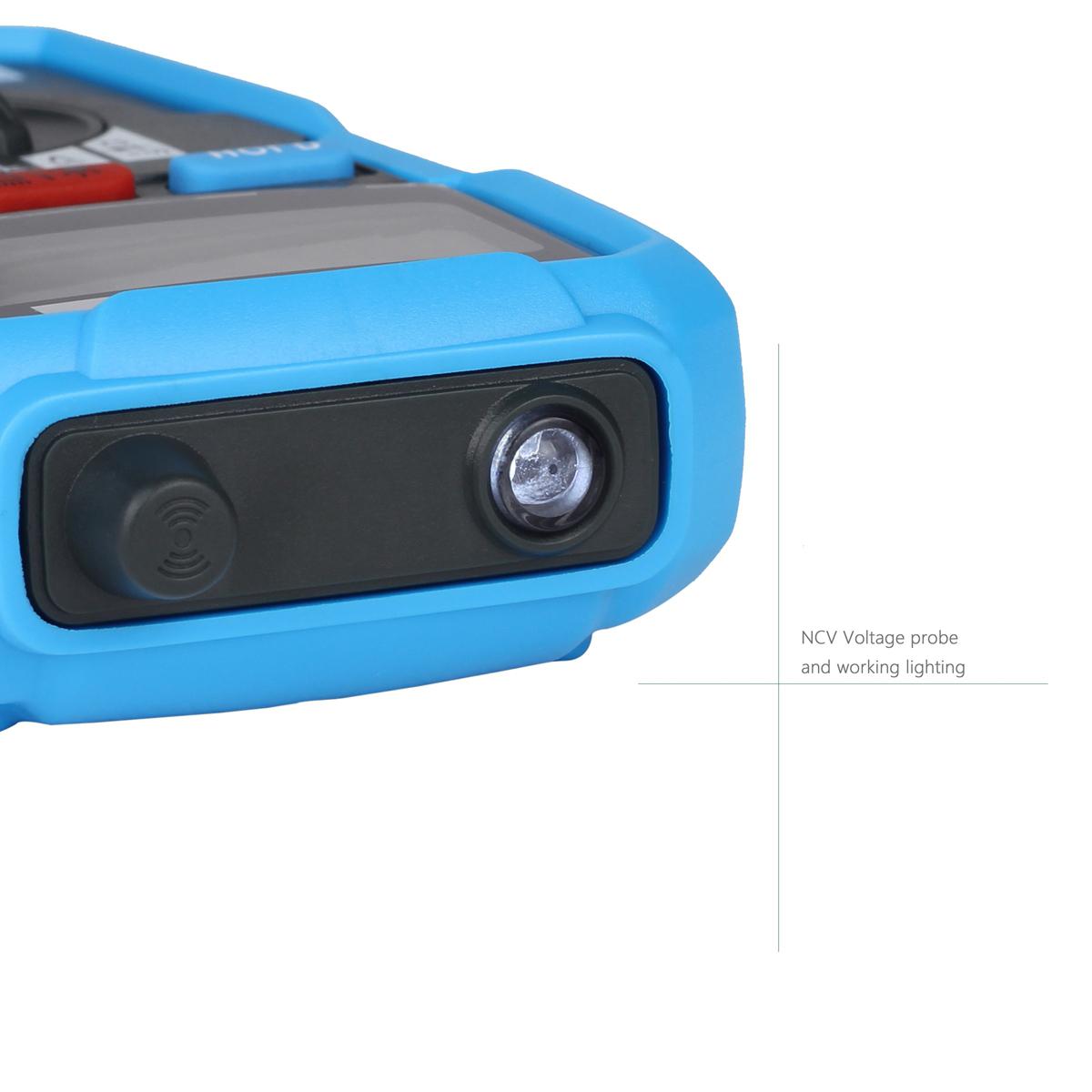 BSIDE ADM04 Mini Digital Auto Range Non-Contact Multimeter Voltage Current Meter Diode Tester