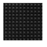 30x30x3cm Acoustic Soundproofing Sound-Absorbing Noise Foam Tiles