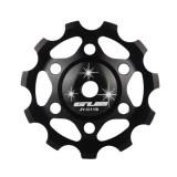 Cycling Rear Derailleur Guide Wheel Bicycle Rear Mech Derailleur Pulley Wheel Aluminum Alloy 11T