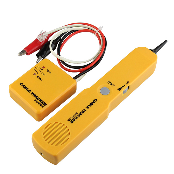 Electrical Wiring Tester : Rj network cable continuity tester telephone line