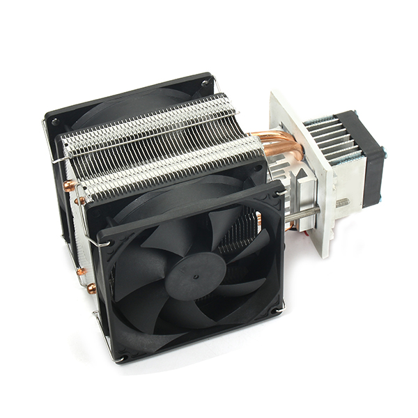 Cooling Fans For Electronic Equipment : V a diy electronic semiconductor refrigerator radiator