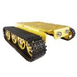 DIY T200 Aluminum Alloy Metal Tank Track Caterpillar Chassis