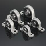 8mm to 35mm KP Series Bore Diameter Mounted Ball Bearings  Zinc Alloy  Pillow Block Housing