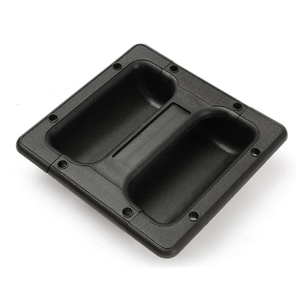 2pcs plastic replacement recessed handle for guitar amp cabinet speaker. Black Bedroom Furniture Sets. Home Design Ideas