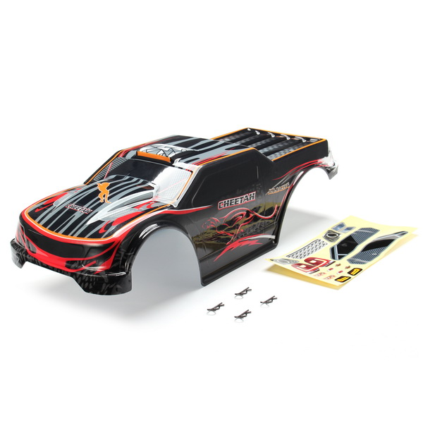 JLB Racing CHEETAH 1/10 Brushless RC Car Monster Trucks
