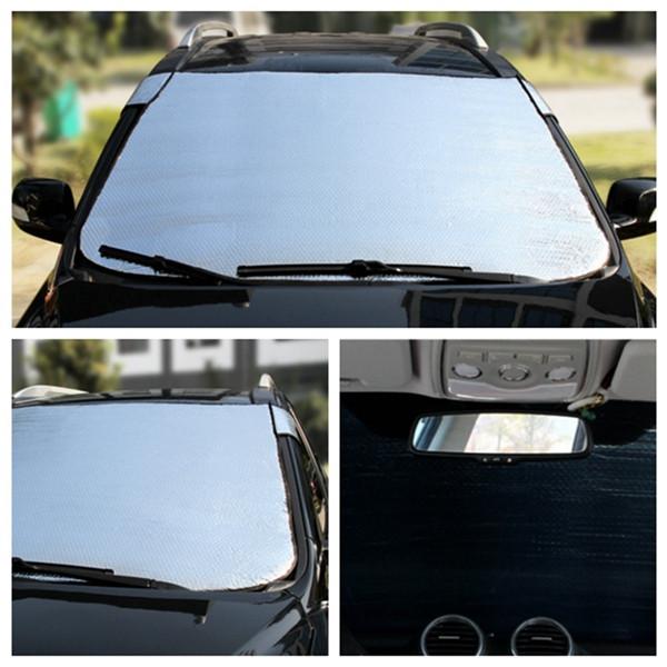 UV Protect Car Front Window Cover Windshield Windscreen Visor Sun ... 864ea8731a9