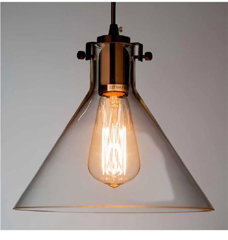 Edison Bulb Floor Lamp Canada: Retro Vintage 40W Edison Light Bulb E27 110V 220V Lamp