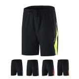 ARSUXEO Men Sports Cycling Shorts Riding Legging Summer Running Pants Breathable Quick Dry