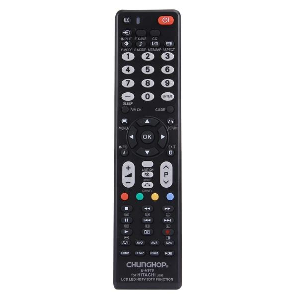 CHUNGHOP E-H918 Universal Remote Controller for HITACHI LED TV / LCD TV / HDTV / 3DTV