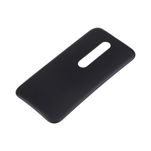 Replacement for Motorola Moto G (3rd Gen.) Original Battery Back Cover (Black)