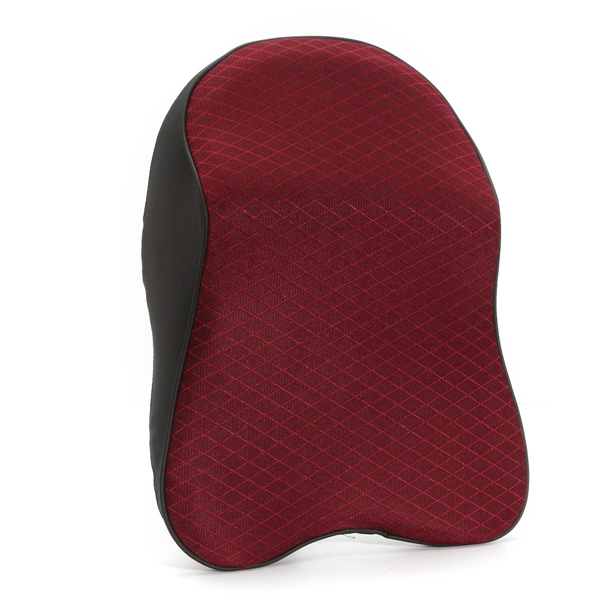 Car Seat Headrest Pad Memory Foam Pillow Head Neck Rest Support Cushion