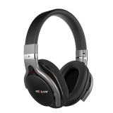 ZEALOT B5 Stereo Wired Wireless Bluetooth 4.0 Headphone Subwoofer Headset Ear Cup with 40mm Speaker & HD Microphone & 3.5mm Audio Port for Mobile Phones & Tablets & Laptops, Support 32GB TF / SD Card Maximum (Black)