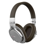 ZEALOT B5 Stereo Wired Wireless Bluetooth 4.0 Headphone Subwoofer Headset Ear Cup with 40mm Speaker & HD Microphone & 3.5mm Audio Port for Mobile Phones & Tablets & Laptops, Support 32GB TF / SD Card Maximum (Brown)