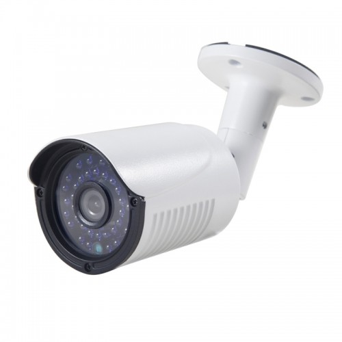 COTIER 632A-L CE & RoHS Certificated Waterproof 1/3.6 inch 1.3MP 1280x960P CMOS Sensor CMOS 3.6mm 3MP Lens AHD Camera with 36 IR LED, Support Night Vision & White Balance