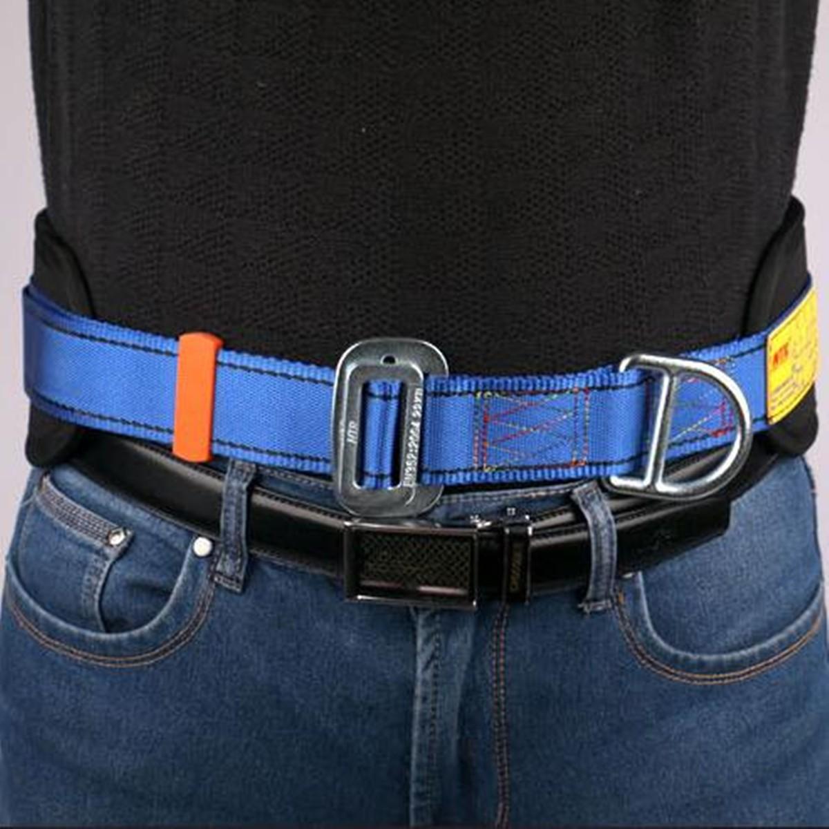 Safety Rock Climbing Waist Belt Strap Fall Protection ...