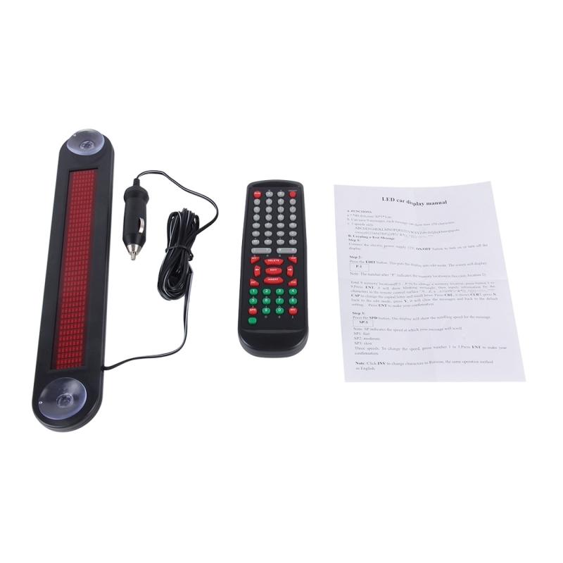 Dc 12v Wireless Remote Control Led Light Dimmer Led Motor Head Light