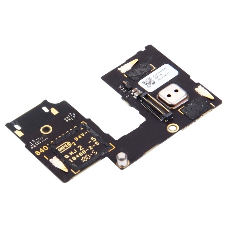 Replacement for Motorola Moto G (3rd Gen.) (Single SIM Version) SIM Card Socket + SD Card Socket