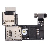 Replacement for Motorola Moto G (2nd Gen.) (Single SIM Version) SIM Card Socket + SD Card Socket