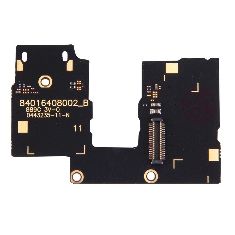 Replacement for Motorola Moto G (3rd Gen.) (Dual SIM Version) SIM Card Socket + SD Card Socket