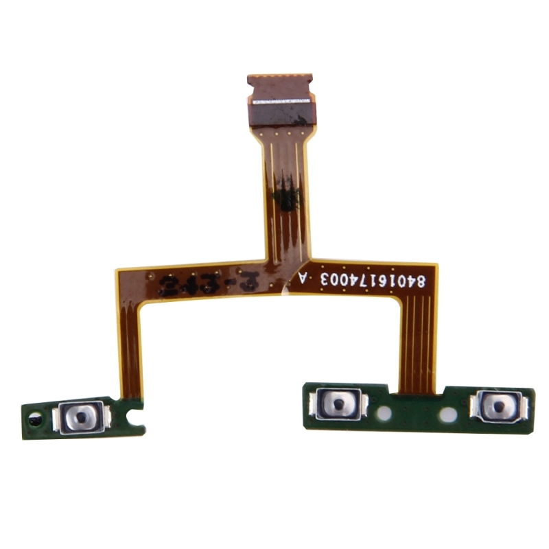 Replacement for Motorola Moto X (1st Gen.) Power Button & Volume Button Flex Cable