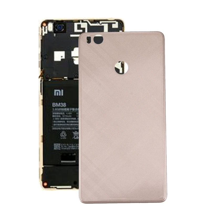 buy online a0ec9 c0705 Replacement Xiaomi Mi 4s Original Battery Back Cover (Gold)