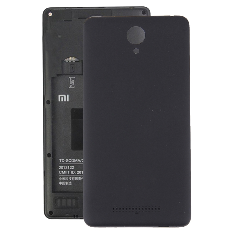 replacement xiaomi redmi note 2 battery back cover black. Black Bedroom Furniture Sets. Home Design Ideas