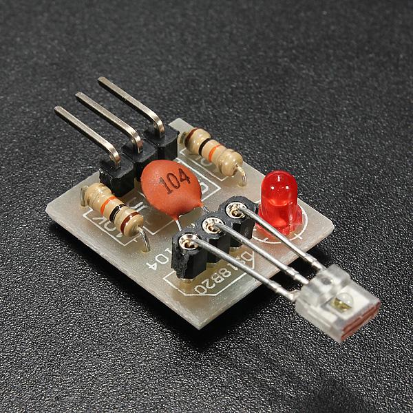 20pcs laser receiver non modulator tube sensor module for arduino rh alexnld com