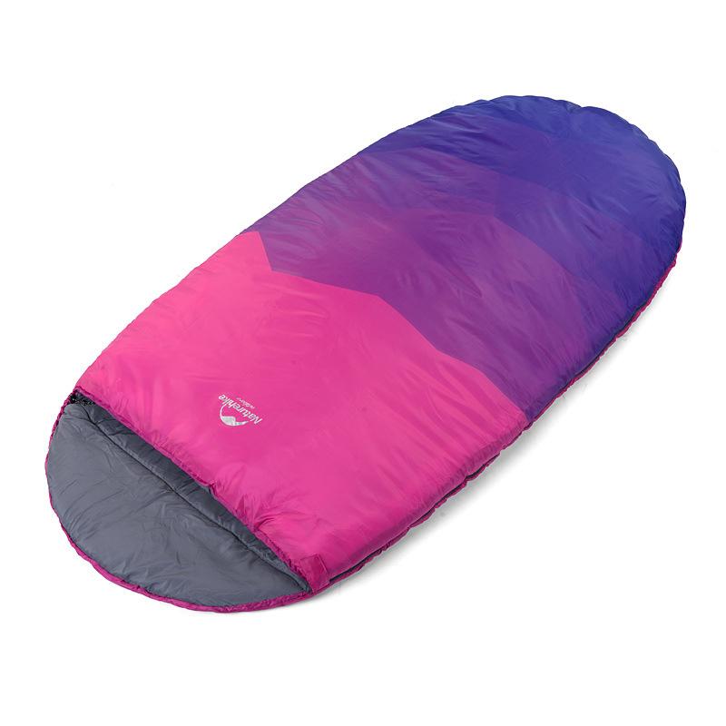 Naturehike Outdoor Sleeping Bag Cotton Mummy Single Sleep ...