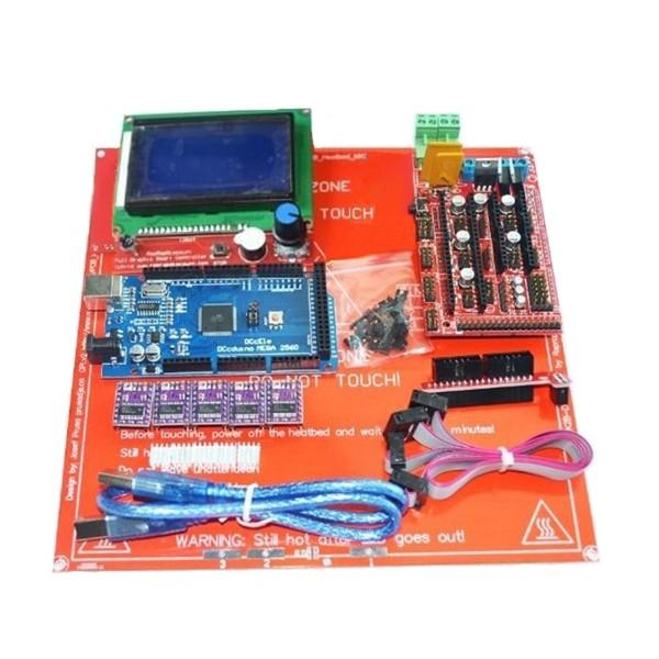 D printer kit ramps arduino mega drv