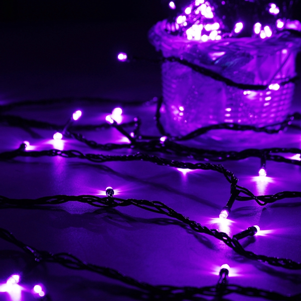 15M 150 LED String Fairy Light Outdoor Christmas Xmas Wedding Party Lamp 220V