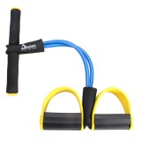 Multifunction-abdominal Elasicity Resistance Bands Fitness Equipment Expander Pedal Exercise Device