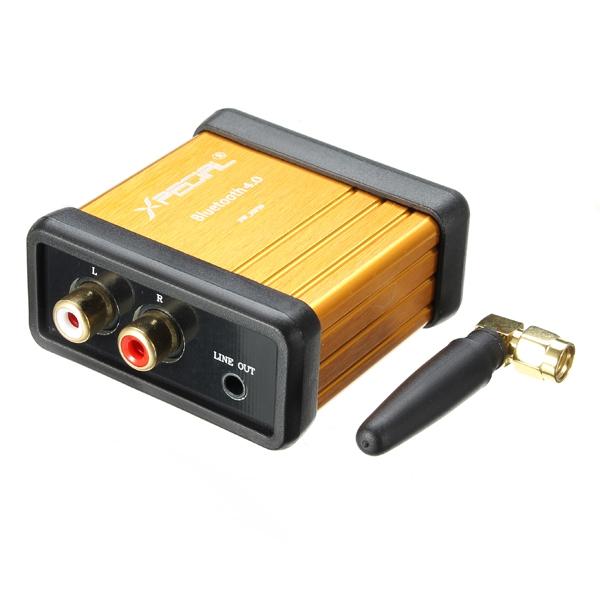 HIFI-Class Bluetooth 4 2 Audio Receiver Amplifier Car Stereo Modify Support  APTX Low Delay