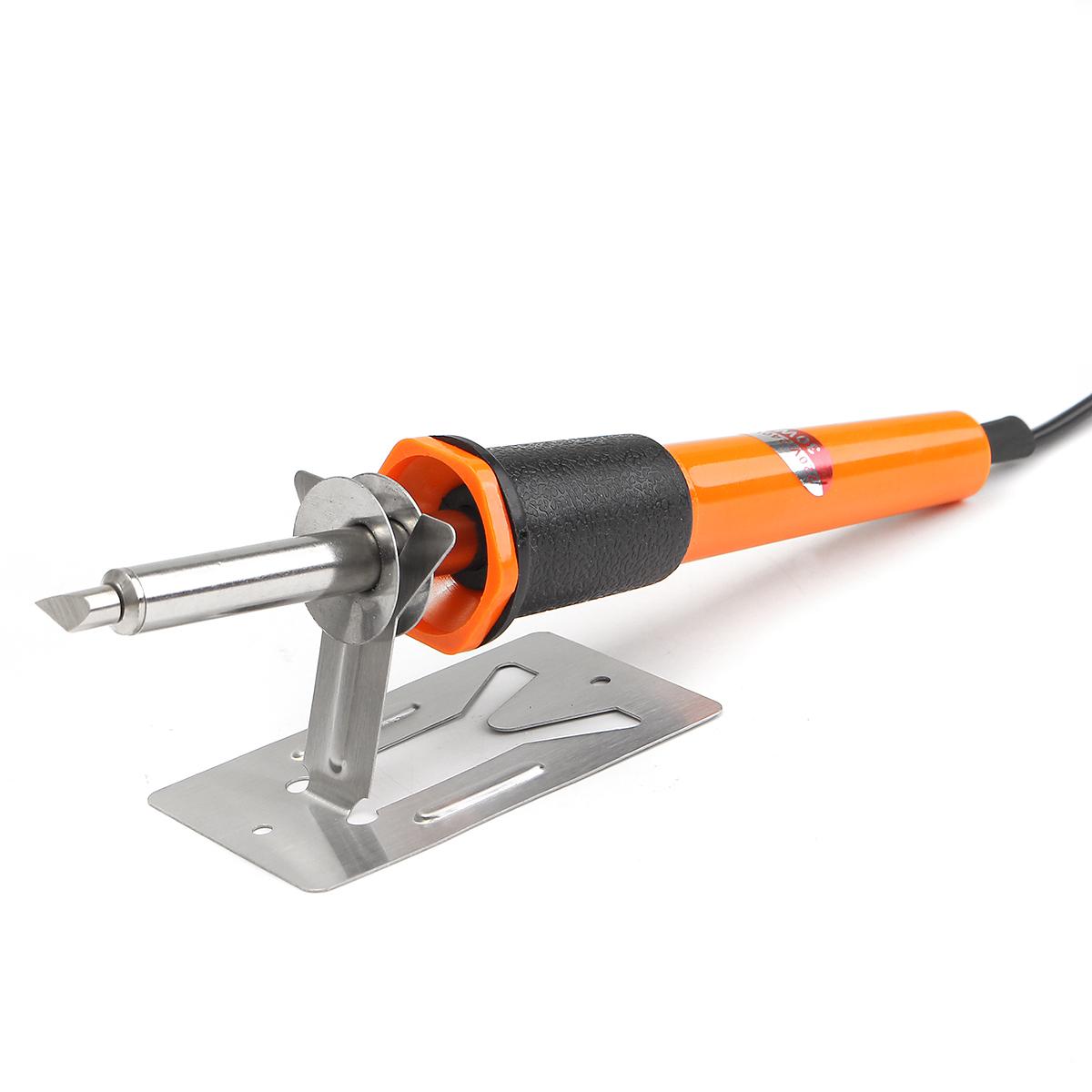 30W Pyrography Tool Wood Burning Iron Pen Set Kit with 22 Assorted Woodburning Tips
